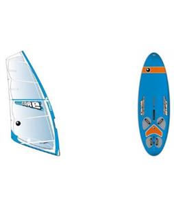 Bic Techno 240D Windsurf Board w/ Core Rig