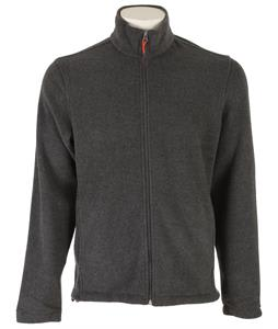 Woolrich Andes II Fleece Charcoal Heather