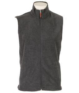Woolrich Andes II Vest Charcoal Heather