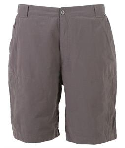 Woolrich Obstacle Shorts Charcoal
