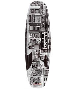 World Industries Stick-O-Rama Wakeboard 135