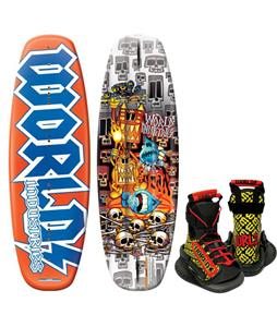World Industries Voo Doo Wakeboard w/ DC Bindings