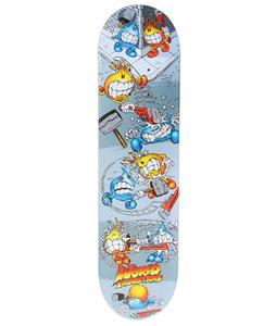 World Industries Street Fight Mini Skateboard Deck