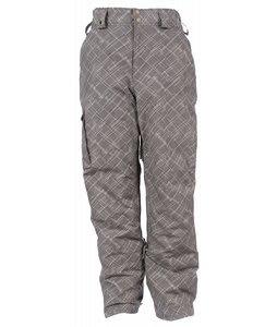 White Sierra Fusion Snow Pants