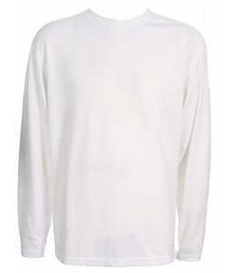 White Sierra Northstar First Layer T-Shirt White