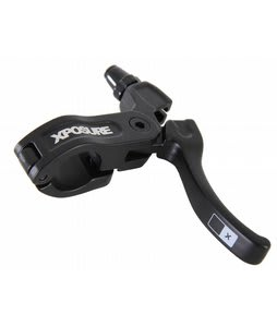 Xposure High Bike Brake Lever Right Side Black