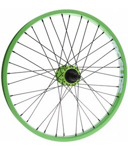 Xposure Mid Rear Wheels Green 20