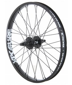 Xposure Mid Wheel Bike Wheel Set Black 20in