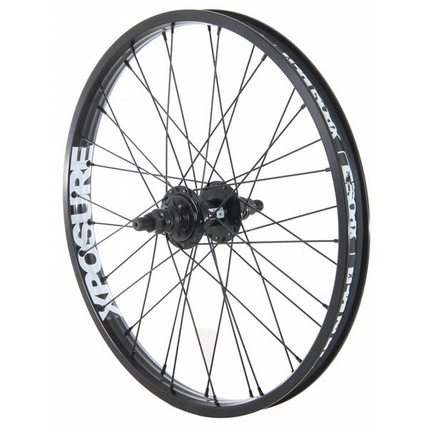 Xposure Mid Wheel Bike Wheel Set 20in