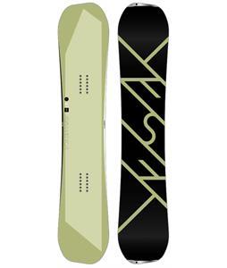 Yes. Asym Snowboard