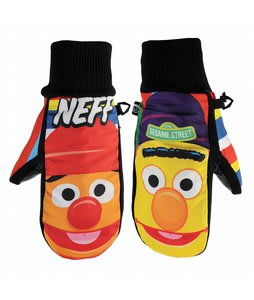 Neff Character Under Mittens Bert And Ernie