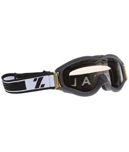 Zeal Detonator Goggles Carbon Matte Black/Polarized Photochomic Lens
