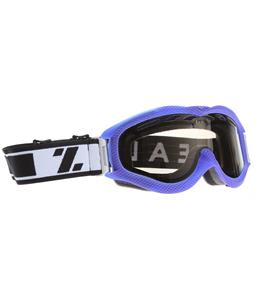 Zeal Detonator Goggles Carbon Matte Blue/Polarized Photochomic Lens