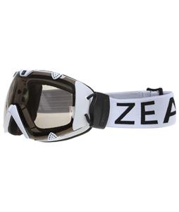 Zeal Eclipse Goggles Digital White/Polarized Gunmetal Lens
