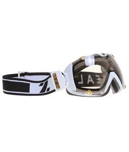 Zeal Eclipse Goggles Carbon Matte White/SPPX Polarized Lens