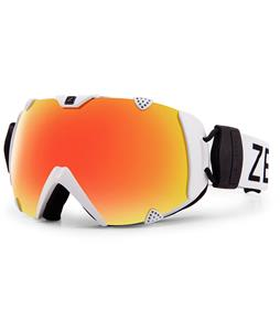 Zeal Eclipse Polarized Goggles White/Phoenix Polarized Lens