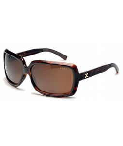 Zeal Felicity Sunglasses Demi Tortoise/Copper Polarized Lens