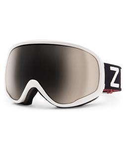 Zeal Forecast Polarized Goggles Bone White/Polarized Automatic Lens