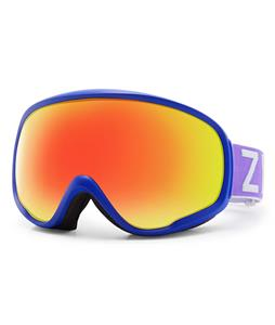Zeal Forecast Polarized Goggles Purple/Phoenix Polarized Lens