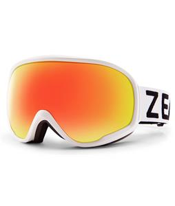 Zeal Forecast Polarized Goggles White/Phoenix Polarized Lens