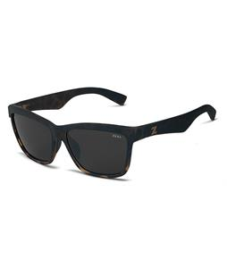 Zeal Kennedy Sunglasses Torched Tortoise/Dark Grey Polarized Lens