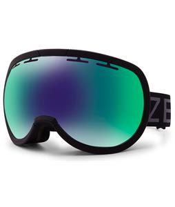Zeal Level Goggles Dark Night/Jade Mirror Lens