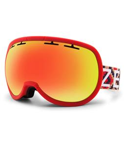 Zeal Level Goggles Foxfire/Phoenix Mirror Lens