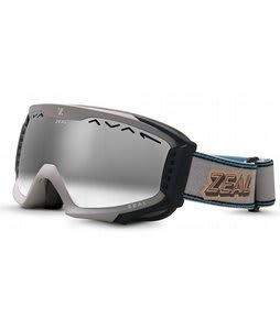 Zeal Outpost Goggles Rucksack Grey/Polarized Gunmetal Lens