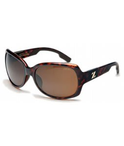 Zeal Penny Lane Sunglasses Demi Tortoise/Copper Polarized Lens