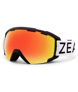 Zeal Slate Polarized Goggles Upland White/Phoenix Polarized Lens