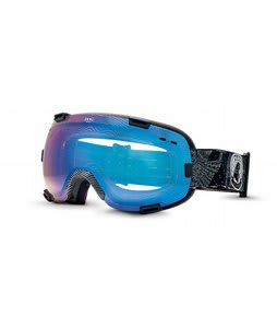 Zeal Voyageur Goggles Cs Division Black/Bluebird Mirror Lens