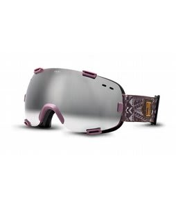 Zeal Voyageur Goggles Heather Purple/Metal Mirror Lens