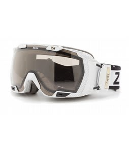 Zeal Z3 Goggles Matte White/Polarized Automatic Lens