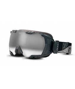 Zeal Z3 GPS Goggles Quantum Black/Metal Mirror Lens