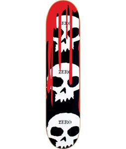 Zero 3 Skull Blood Skateboard
