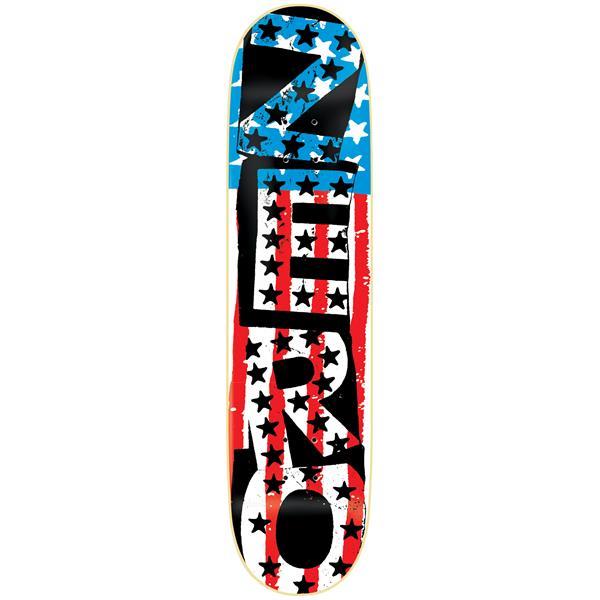Zero American Punk Skateboard Deck