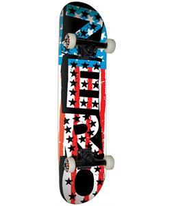 Zero American Punk Skateboard Complete