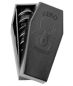 Zero Black Widow A-5 Skateboard Bearings Black