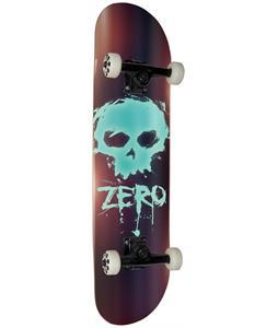 Zero Blood Skull Skateboard Complete