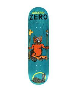 Zero Boserio Lifes A Beach Skateboard Deck