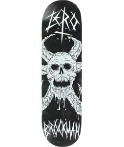 Zero Warlord Brockman Skateboard Deck