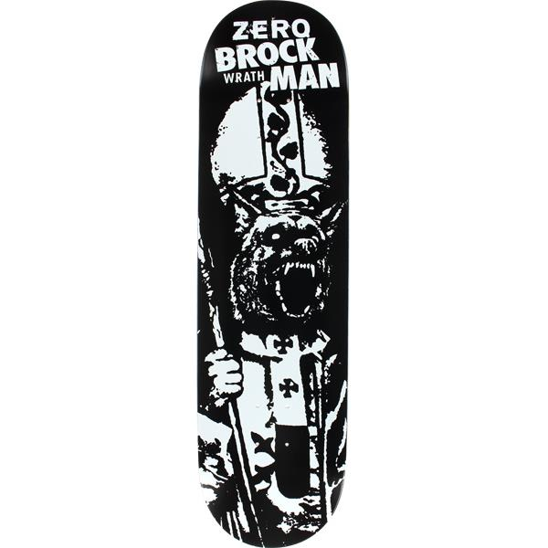 Zero Wrath Brockman Skateboard Deck