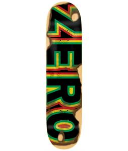 Zero Burning Bold Sandoval Skateboard Deck