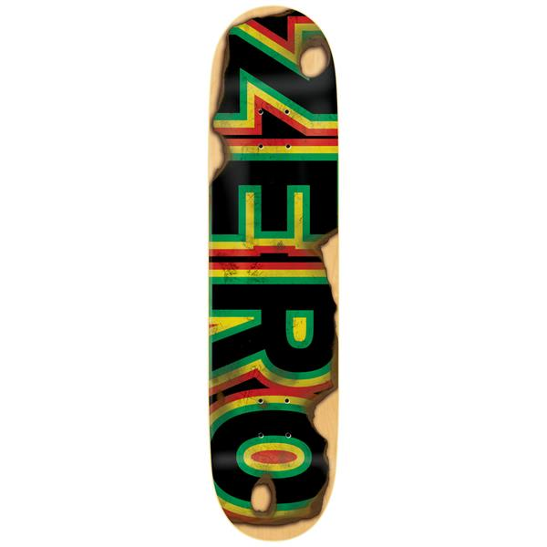 Zero Burning Bold Sandoval Skateboard Deck