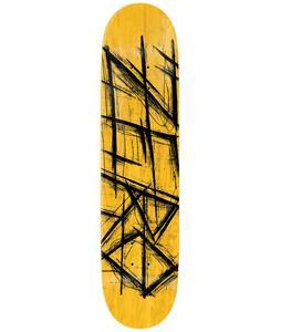 Zero Carver Skateboard Deck