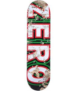 Zero Corroding Bold Cervantes Skateboard Deck