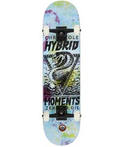 Zero Cole Hybrid Moments Skateboard Complete Assorted 7.875in