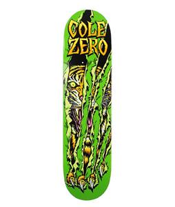 Zero Cole Survival Dura-Slick Skateboard
