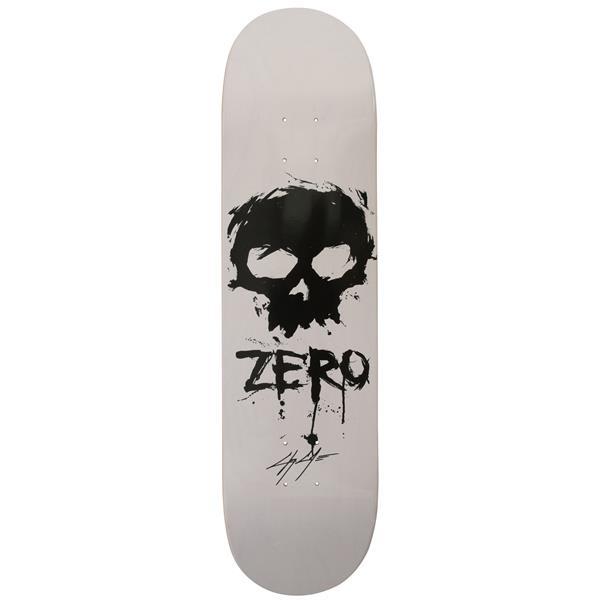Zero Cole Signature Skull Skateboard Deck