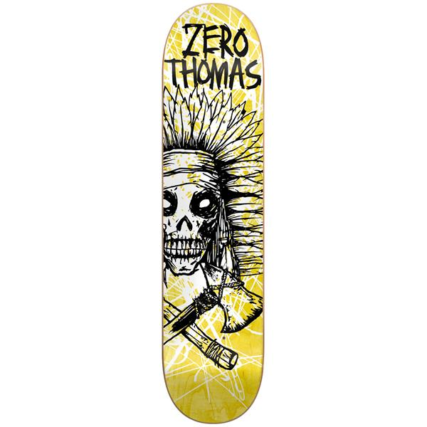 Zero Dark Ages Thomas Skateboard Deck